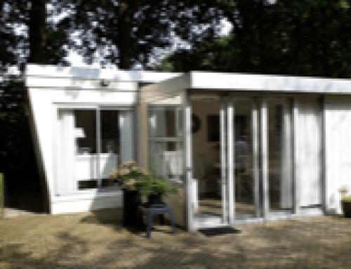 Te huur chalet in Cromvoirt(nabij Hertogenbosch)
